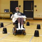 Quadriplegics Can Operate Powered Wheelchair With Tongue Drive System