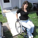 Resident says city is balking on wheelchair ramp promise