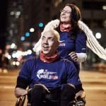 Balasz Gardi for Wings for Life World Run