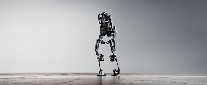 Bionic Exoskeleton designed by Ekso Bionics (Image by Ekso Bionics)