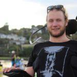 Brad Smeele wakeboarding