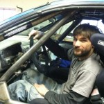 Chris Hrabik Quadriplegic Rally Car Racer