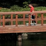 Darek Fidyka Walking On Bridge