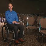 Dr Ian Rigby life after spinal cord injury