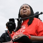 Eric LeGrand saw his number retired