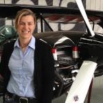 Janine Shepherd is now a pilot