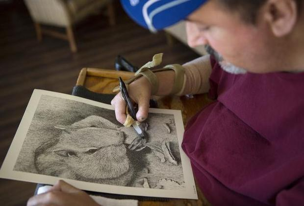 Joe Hall Art