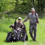 Kurt Johnston All-terrain Wheelchair