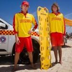 Lifesavers cut spinal injuries