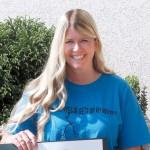 Lisa Campbell syringomyelia