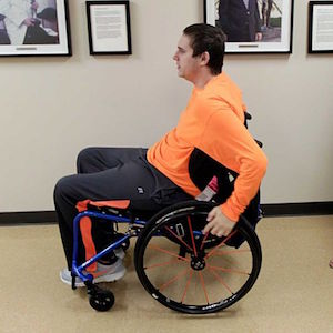 how to move a spinal injury patient