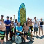 Matt Bellina Surfing again