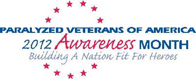 Paralyzed Veterans of America Awareness Month