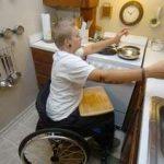 Paraplegic Chef
