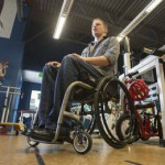 Paraplegic man proves anything is possible