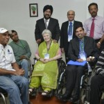 Participants with spinal cord injuries speak out