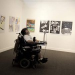 Quadriplegic Artist Tony Ramos