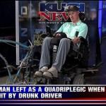 Quadriplegic Mark Manion shares his story