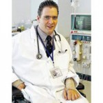 Quadriplegic doctor lives a fulfilled life
