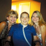Quadriplegic savors what others take for granted