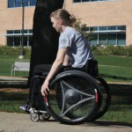 Rowheels Rev1 Wheelchair wheels
