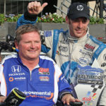 Sam Schmidt and Simon Pagenaud
