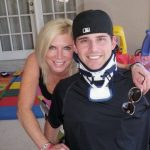 Mother, son hosting fundraiser for spinal cord injury victims