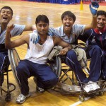 Wheelchair Rugby The Delhi Warriors