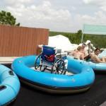 Wheelchairs at Disney Water Parks. 2jpg