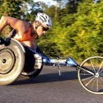 Zach Young Wheelchair Athlete
