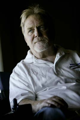 Bill Iverson created the Spinal Cord Injury Network in 2001 to help people from Napa and Sonoma. Lianne Milton/Register