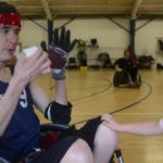 Finding a new outlet through quadriplegic rugby
