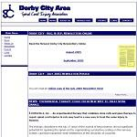 Derby City Area Spinal Cord Injury Organization