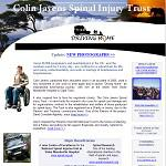 Colin Javens Spinal Injury Trust
