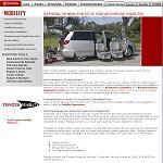 Toyota.com : Mobility