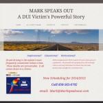 www.MarkSpeaksOut.com