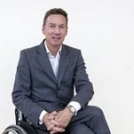 BBC journalist Frank Gardner on life in a wheelchair