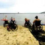 place spinal cord injuries to swim