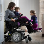 quadriplegic mom with twins