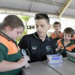 Dan Horton quadriplegic teacher aide