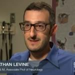 researcher Dr Jonathan Levine