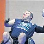 Disabled slam stereotypes in quad rugby matches