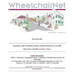 WheelchairNet: a Virtual Community of People who Care about Wheelchairs