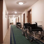 wheelchairs in rehab